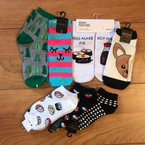 🧦 📦  Various Socks Box Set